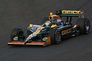 KV Racing - Lotus Kentucky qualifying report
