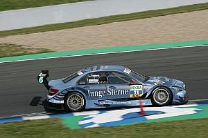Bruno Spengler second in the standings before final race