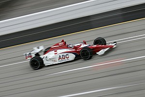 AJ Foyt Racing Kentucky race report