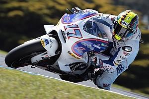 Cardion AB Australian GP race report
