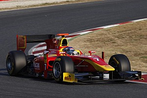 Leimer tops two day test in Barcelona