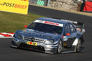 Mercedes ready for the final race of the season at the Hockenheimring