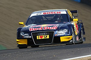 Molina takes pole for Audi for final 2011 DTM race at Hockenheim