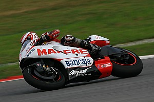 Aspar Malaysian GP qualifying report