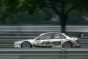 Jamie Green wins season grand finale for Mercedes at Hockenheim