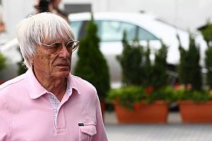 MotoGP rider killed, F1 safe insists Ecclestone