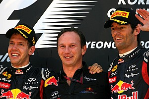 Vettel admits team orders possible in India