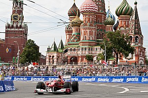 Formula One could move from Sochi to Moscow in future