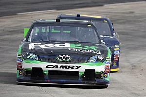Toyota teams Martinsville II race notes, quote