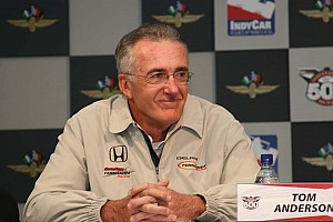 RLL names Tom Anderson President of Racing Operations
