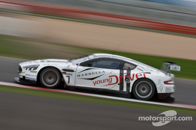 Young Driver AMR ready for Argentina