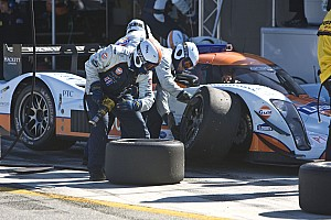Aston Martin Racing: Pit crew's energy is vital during competition