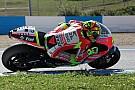 Ducati Valencia test day 1 report