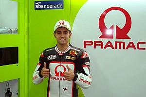 Pramac Racing Valencia test day 2 report