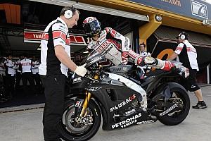 Yamaha Valencia test day 2 report