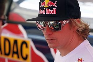 Raikkonen admits talks with Williams about Formula One return