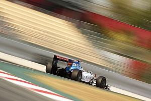 Trident Racing Abu Dhabi qualifying report