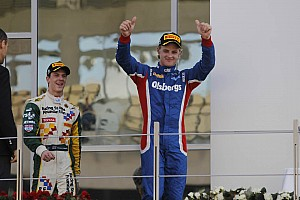 iSport Abu Dhabi race 2 report