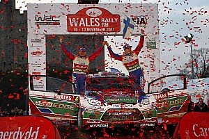 Ford Wales Rally GB final leg summary