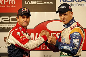 Hirvonen and Lehtinen move to Citroen to team with Loeb and Elena