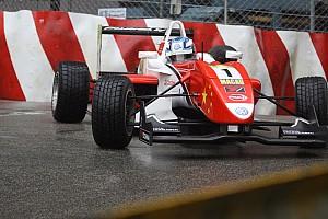 Wittmann claims Macau GP pole at the flag