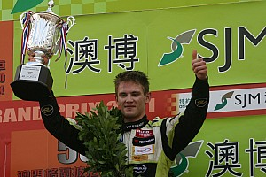 Macau Grand Prix qualification race report