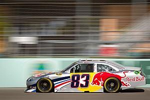 Red Bull Racing Team Homestead race report