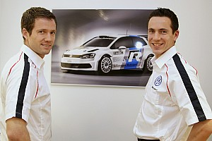 Sébastien Ogier becomes first factory driver at Volkswagen