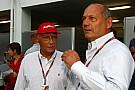 Lauda tips McLaren to challenge Red Bull in 2012