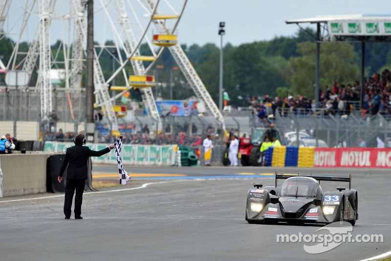 Level 5 Motorsports invited to 2012 24 Hours of Le Mans