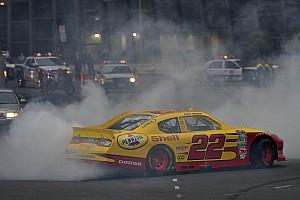 Buschfire - Kurt Busch fired from Penske Racing