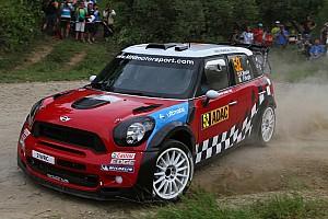 MINI WRC wins Rally Car of the Year Award