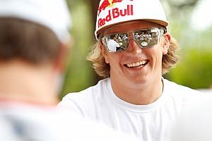 Raikkonen 'fine' after snowmobile crash in Austria