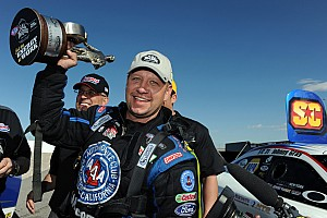 Ford powered race teams and drivers won the world over in 2011 season
