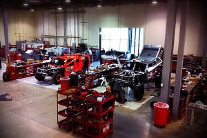 Team Speed Prepare For The 2012 Dakar Rally