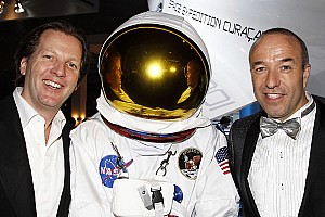Tom Coronel to travel into space in 2014