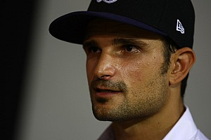 Liuzzi admits HRT seat 'uncertain' for 2012