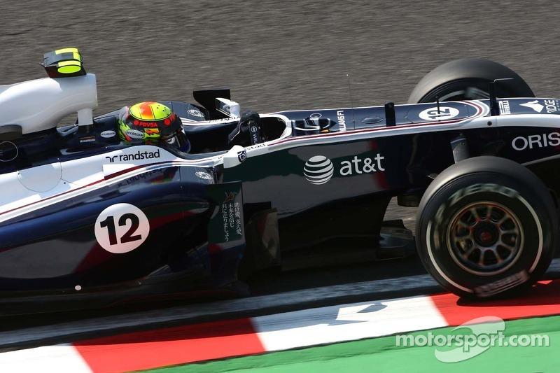 Williams 'worst' scenario for rookie in 2011 - Maldonado