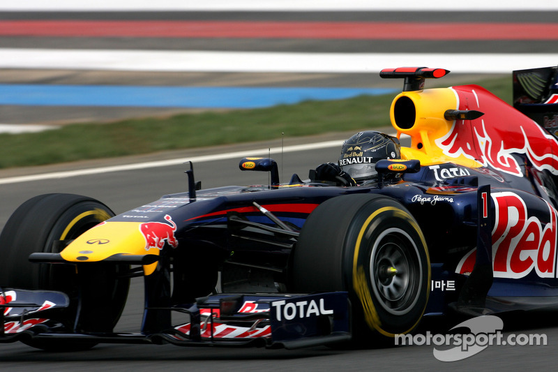 Vettel insists more dominance in 2012 not certain
