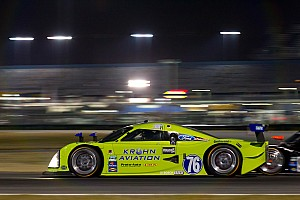 Krohn Racing prepared for January Daytona 24H test