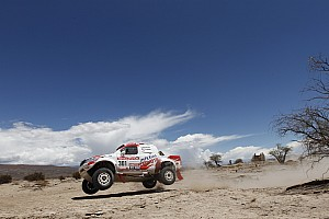 Team Imperial Toyota stage 5 report