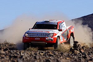 Loomans earns Africa Eco Race penultimate stage nine win