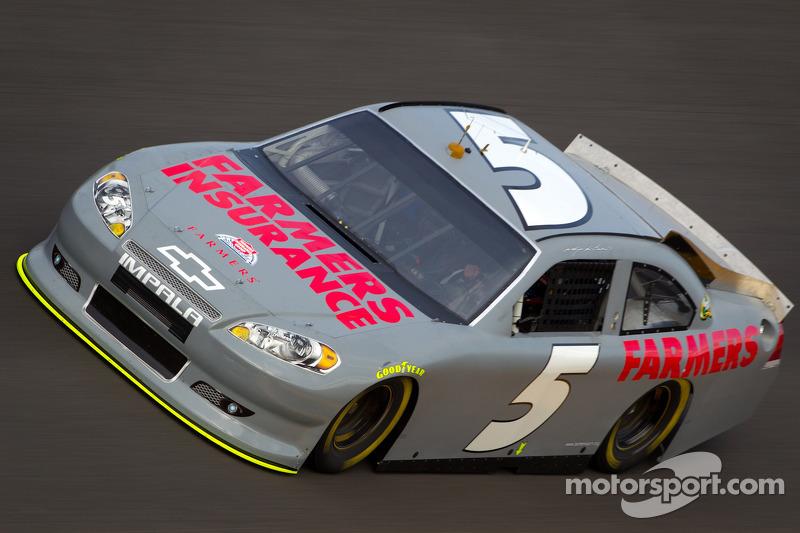 Team Chevy Daytona pre-season test teleconference: Kahne
