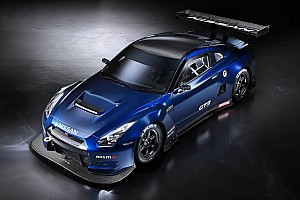 JRM, Nissan unveil new GT-R NISMO GT3