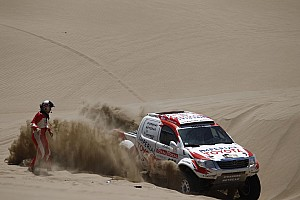 Toyota stage 12 report