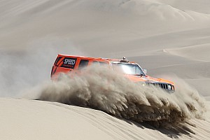 Toyo Tires stage 14 report
