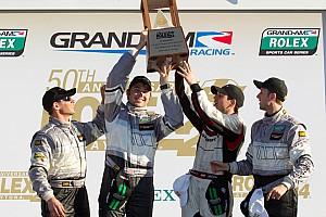 Daytona 24H winning GT team press conference