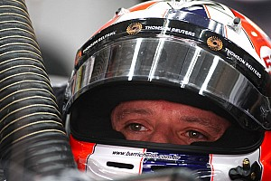 Barrichello tests under Kanaan's watchful eye at Sebring