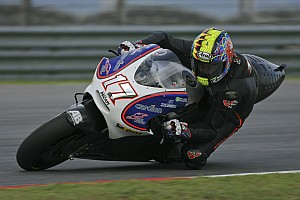 Cardion AB Sepang test day 3 report