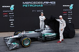 Mercedes hiding new 'double diffuser' concept - reports